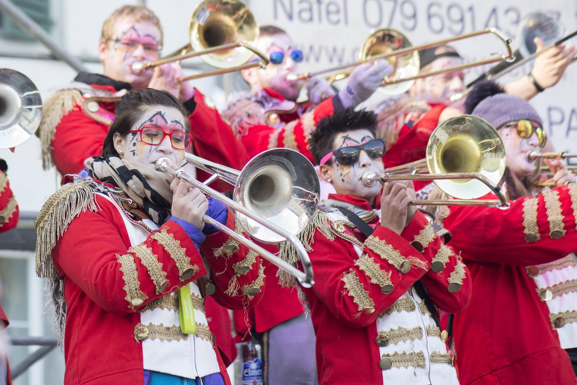 posaune-ehrenfelder-musikschule-köln mann karneval kapelle